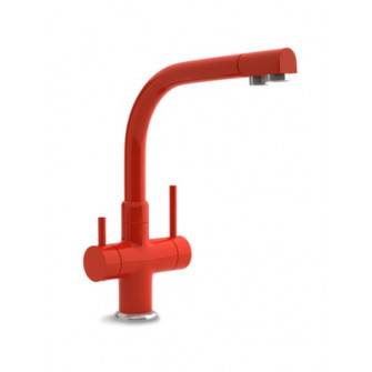 Robinet color 3-canale 3301 (RED)